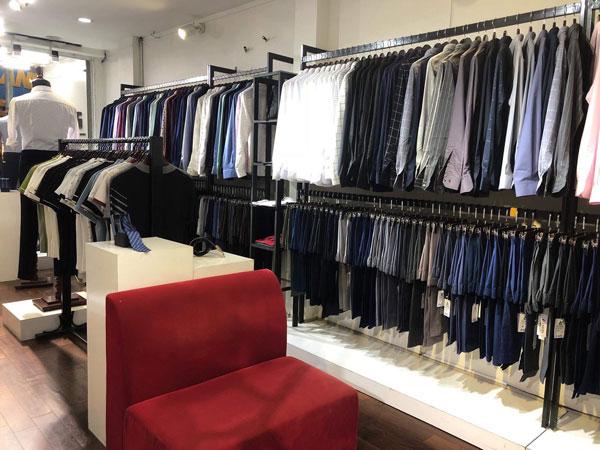 Sang nhượng shop quần áo phụ kiện dành cho Nam