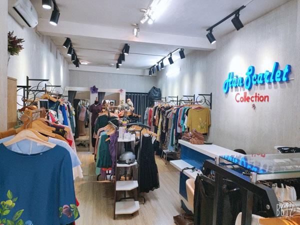 Sang gấp Shop Thiết Kế Thời Trang Đầm cao cấp và đồ tơ tằm