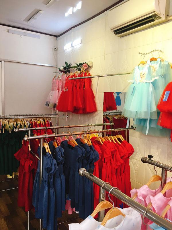 Sang MB Shop Decor sẵn mới đẹp