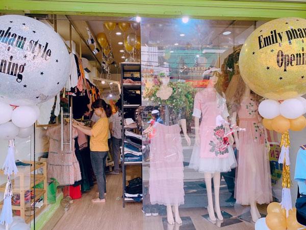 HOT!! GẤP!!!! Cần sang shop mặt tiền đường Cách Mạng Tháng 8.
