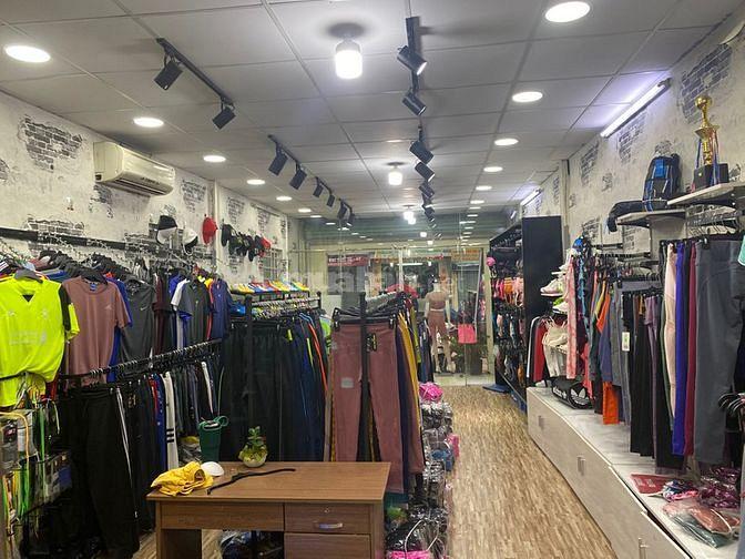 Sang Shop kinh doanh thể thao Gym nam nữ