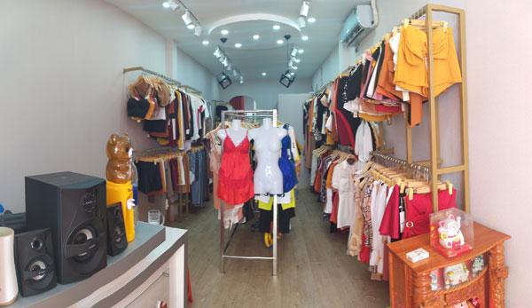 Sang shop Thời trang Nữ Và Đồ Dùng Gia Đình