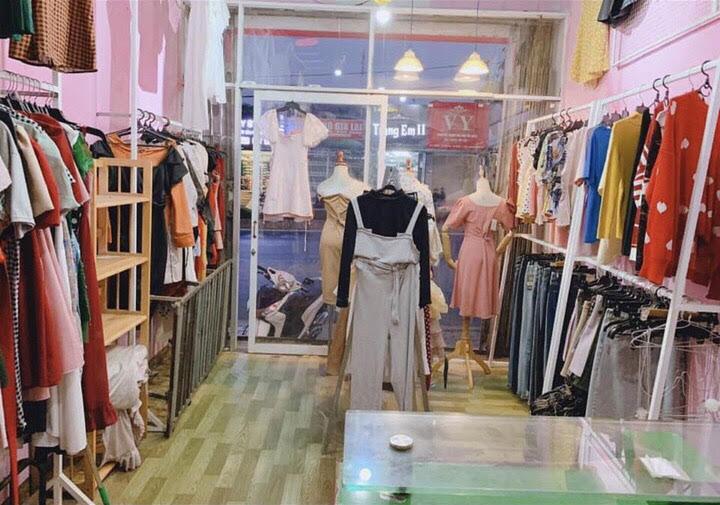 Sang Shop thời trang MT đường lớn Lê Duẩn