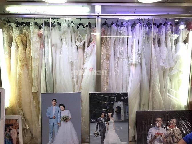 Sang Tiệm Áo cưới đang hoạt động tốt tại Quận Bình Tân.