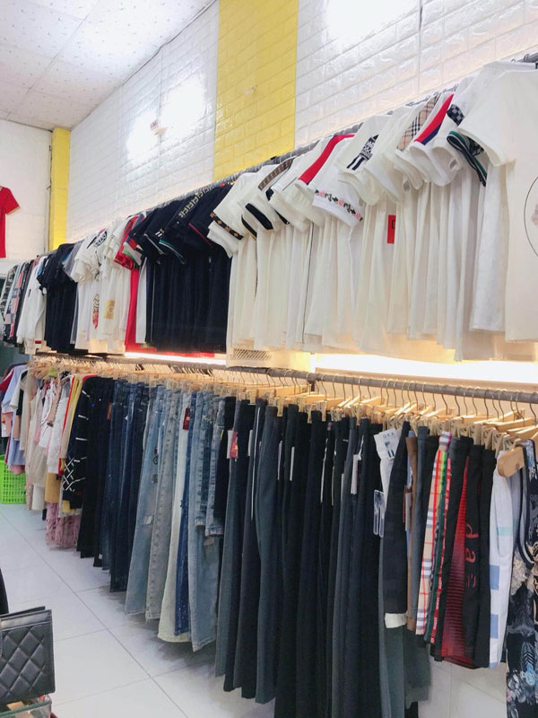 sang lại Shop thời trang mỹ phẩm Nam Nữ