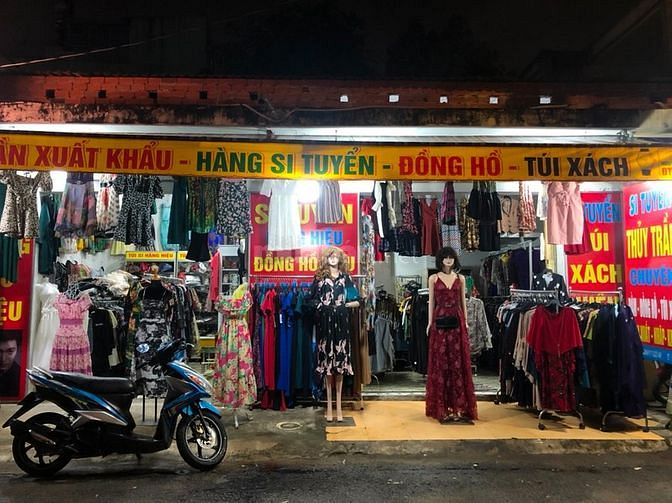 Cần sang lại shop quần áo đang kinh doanh đông khách