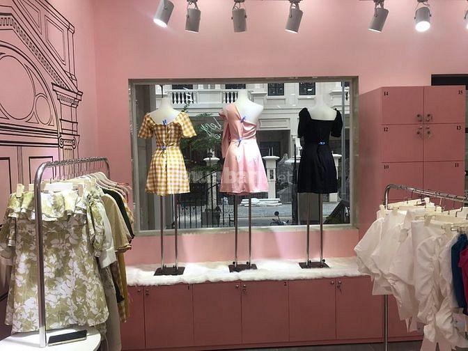 Sang shop thời trang nữ khu dân cư City Land