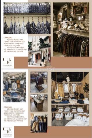 Sang Nhượng shop thời trang nam( chuyên về highland)