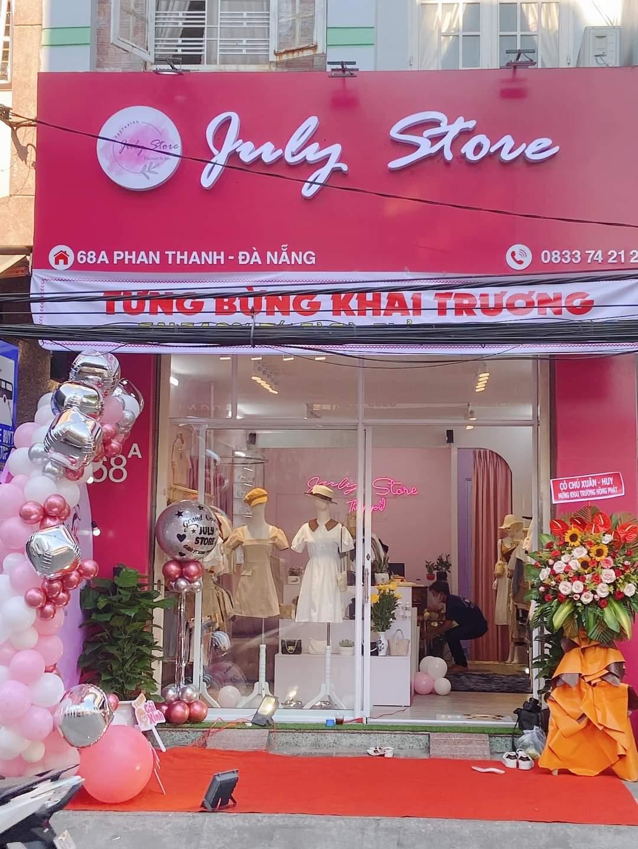 Sang shop thời trang đường Phan Thanh