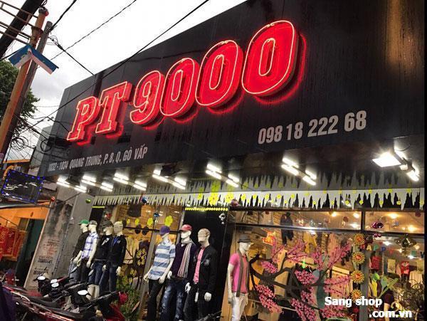 Sang shop thời trang MT Quang Trung Gò Vấp