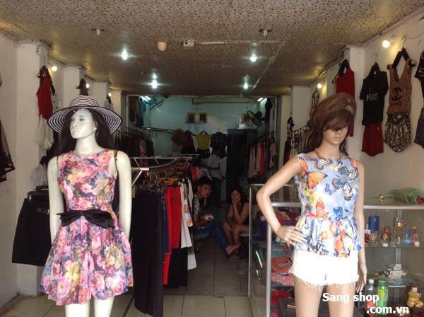 Bận việc gia đình cần sang gấp Shop quần áo nữ
