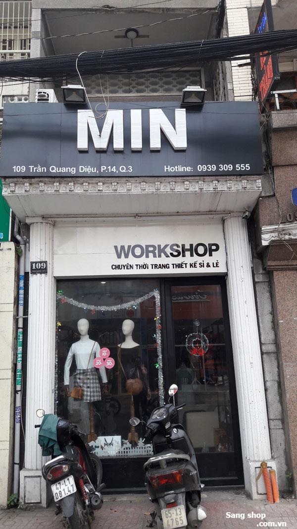 Cần sang lại Shop thời trang nữ quận 3