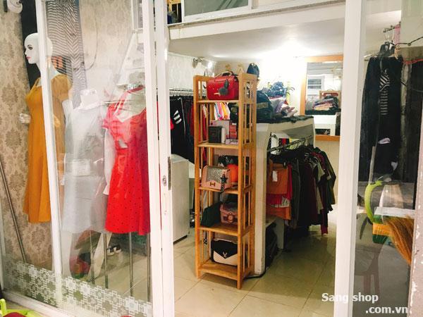 cần nhượng lại mặt bằng shop kinh doanh Shop thời trang
