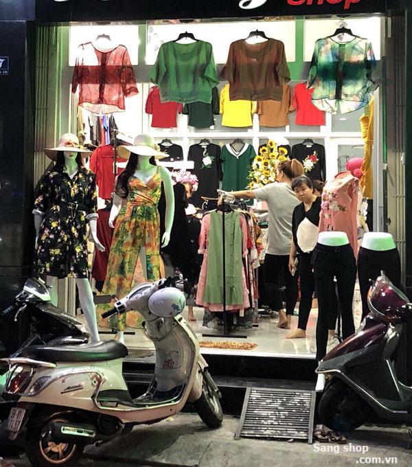 cần nhượng lại shop quần áo nữ hàng thiết kế