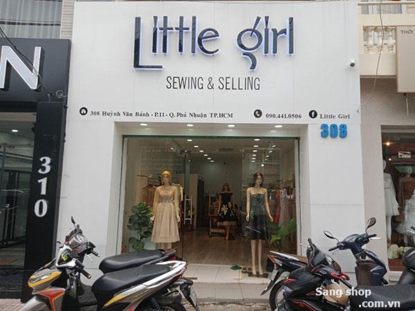Cần sang  shop thời trang thiết kế do chuẩn bị sinh em bé