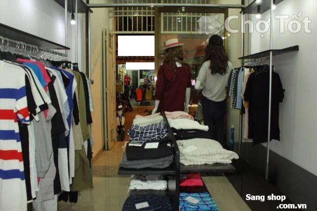 Sang gấp lại shop thời trang nữ gần CV Lê Thị Riêng
