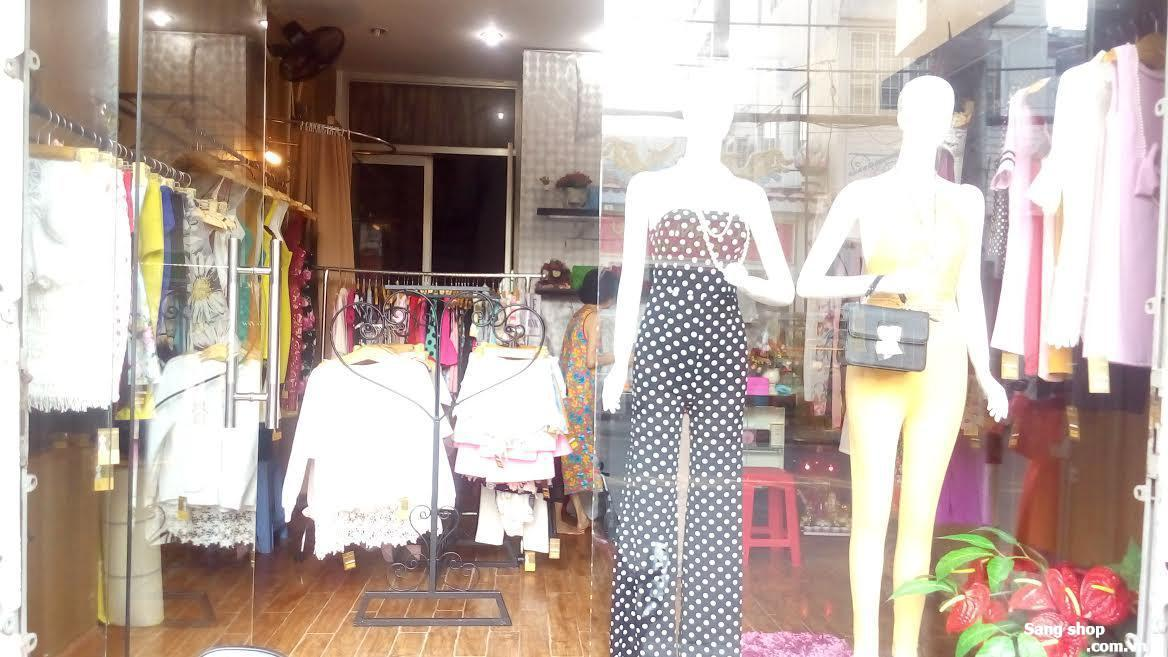 Cần sang gấp Shop Thời Trang Nữ đường Huỳnh Văn Bánh