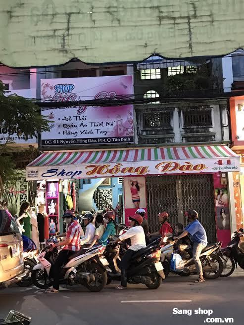 Cần sang gấp Shop thời trang nữ đường Nguyễn Hồng Đào