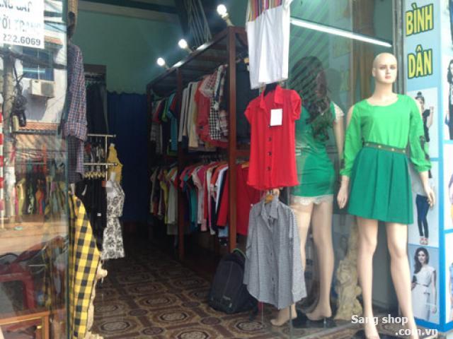 Cần sang gấp shop thời trang nữ hàng hiệu, Q.Tân B