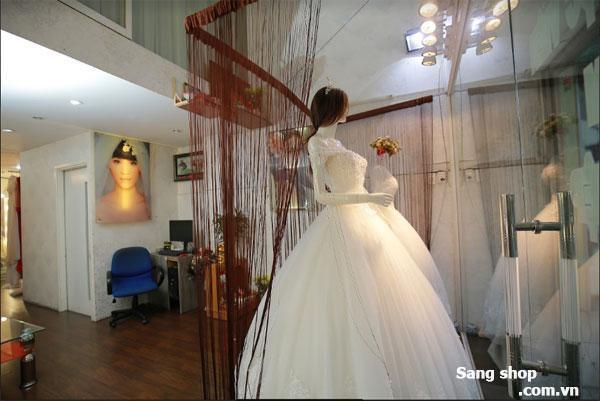 Cần sang gấp tiệm Áo cưới – Studio kinh doanh hiệu quả 3 năm