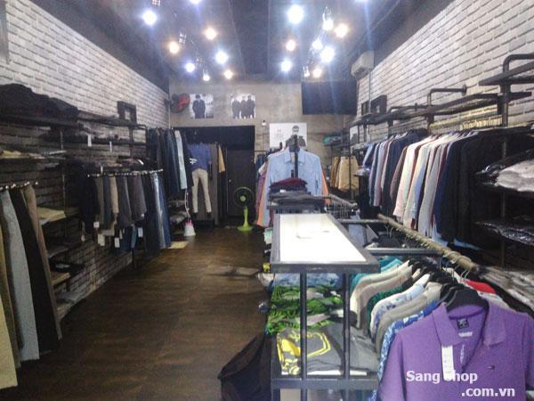 cần sang hoặc cho thuê toàn bộ MB shop thời trang