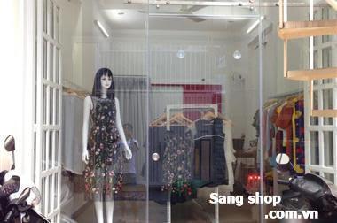 Sang lại cửa hàng đang kinh doanh thời trang nữ