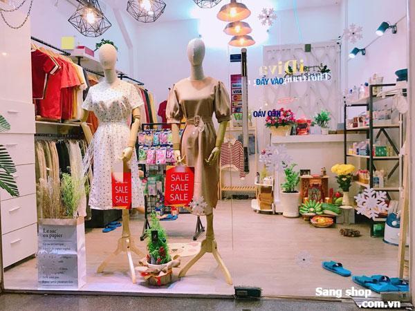 sang shop giá rẻ dọn vào bán ngay vị trí trung tâm Phú Nhuận