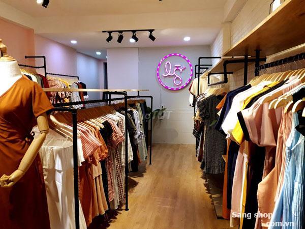 Cần sang lại mặt bằng Shop thời trang