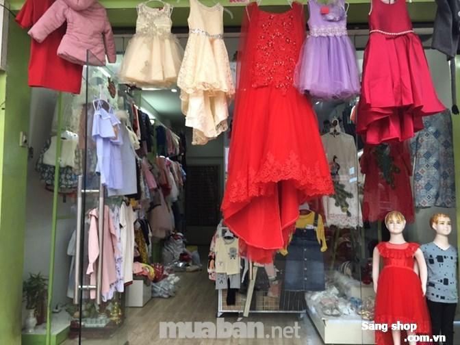 Cần sang lại shop mỹ phẩm quận Tân Phú