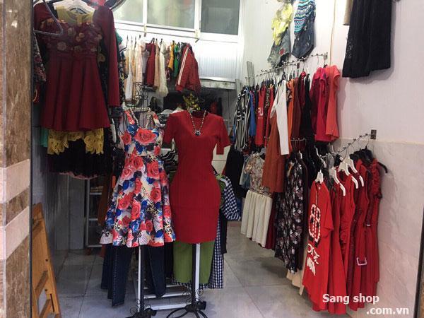 Cần sang lại Shop quần áo nữ gần công ty bonchen