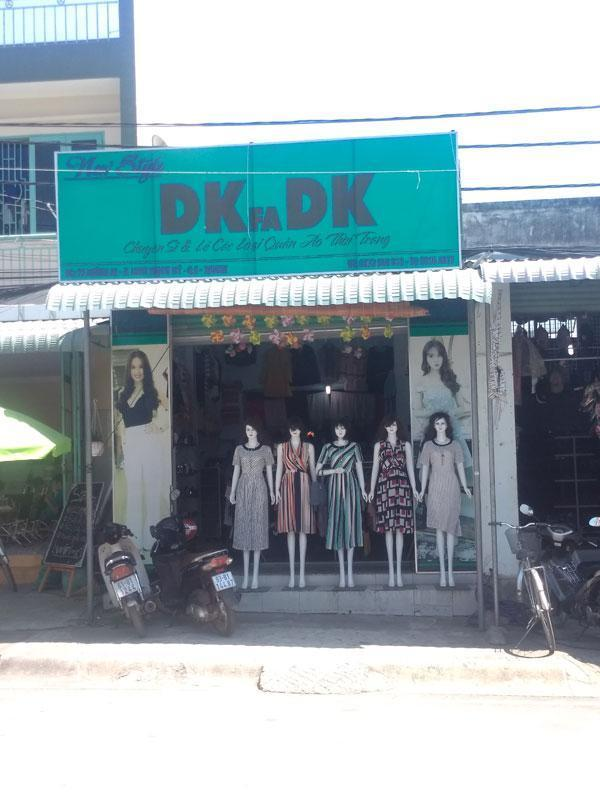 Cần sang lại shop thời trang đang hoạt động