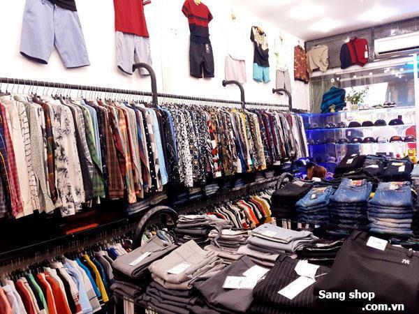 cần sang lại shop thời trang đang kinh doanh tốt.