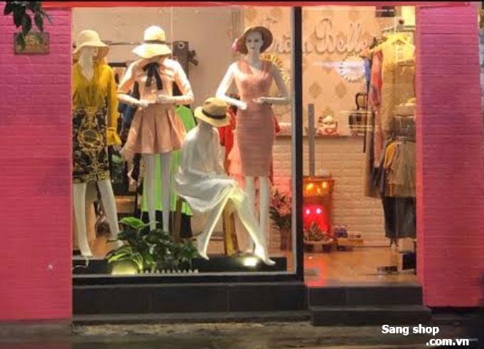 Cần sang lại shop thời trang nữ đang kinh doanh