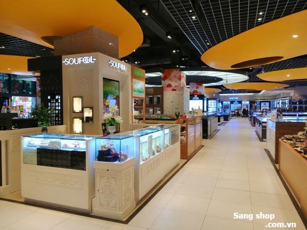 Cần sang lại Shop trang sức bạc nhập trực tiếp từ Hồng Kông