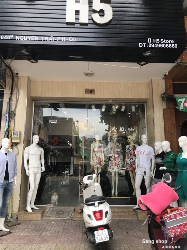 Cần sang lại Shop trung tâm quận 5