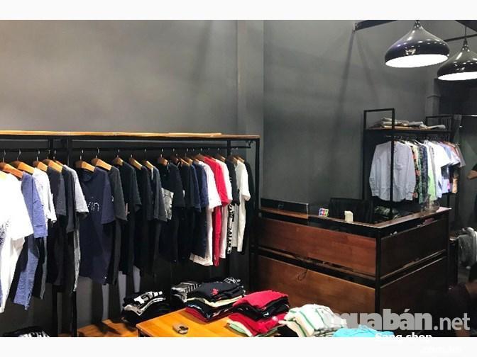 Cần sang mặt bằng shop thời trang
