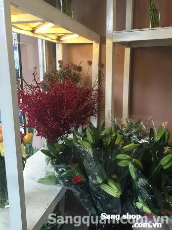 Cần sang nhượng shop hoa, P. Tân Định, Quận 1