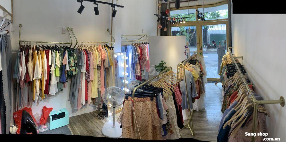Cần sang nhượng cửa hàng quần áo nữ đã set up