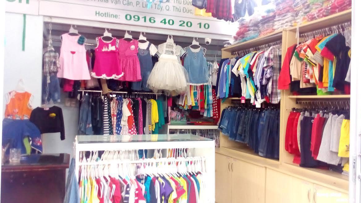 Sang nhượng gấp shop quần áo trẻ em quận Thủ Đức
