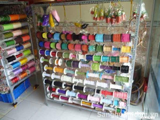 Cần sang nhượng lại gấp shop chuyên phụ kiện thủ công - handmade