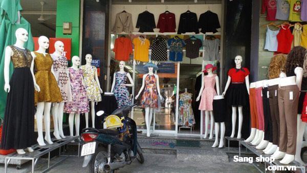 cần sang nhượng lại shop quần áo nữ đã bán được gần 2 năm