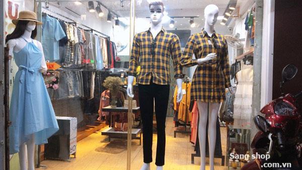 cần sang nhượng lại shop thời trang giá rẻ
