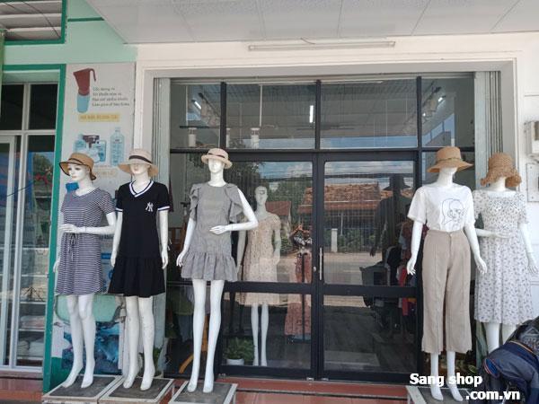 Cần sang nhượng mặt bằng kinh doanh shop thời trang Nữ