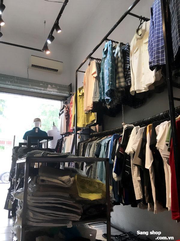 Sang nhượng shop quần áo nam Đà Nẵng