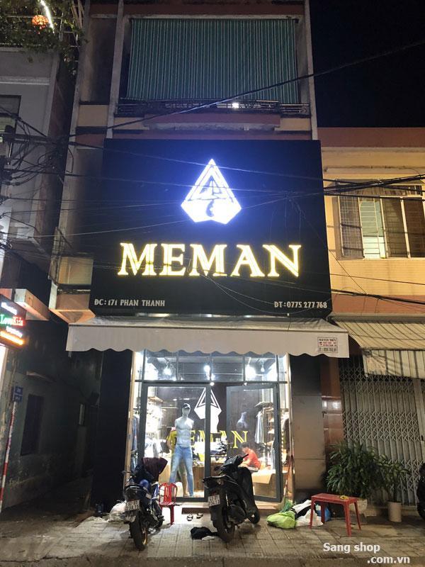 Cần sang nhượng shop quần áo nam khu vực trung tâm TP Đà Nẵng