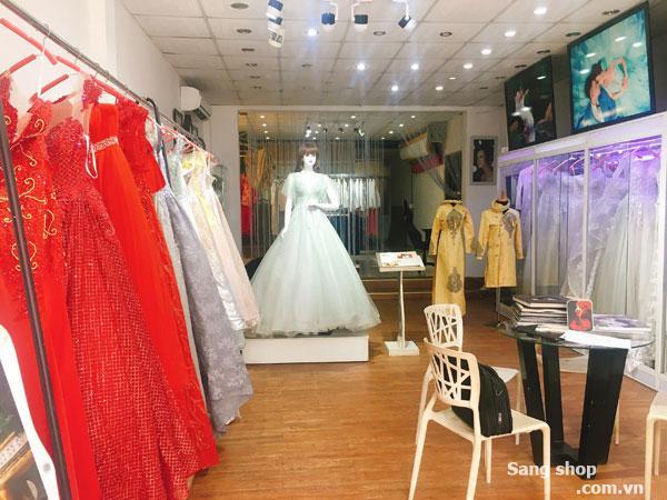 Cần sang nhượng shop - studio kinh doanh áo cứơi và áo phụ dâu