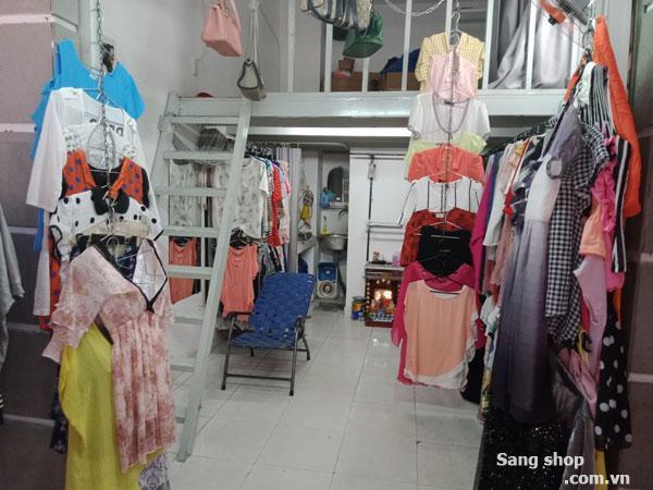 Cần sang nhượng shop thời trang trong chợ căn cứ 26