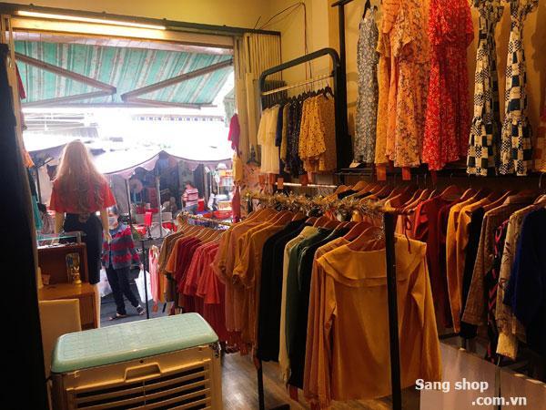 cần sang Shop bán lẻ tại chợ Bàn Cờ