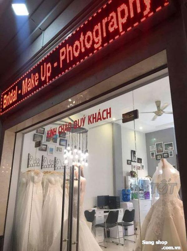 cần sang shop đồ cưới 2 mặt tiền