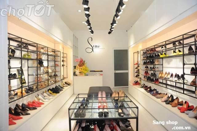 Sang shop giày thời trang nữ Quận Phú Nhuận